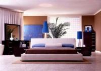 Легло с тапицерия в бяло