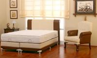 Френско легло тапицирано с размер 160х200